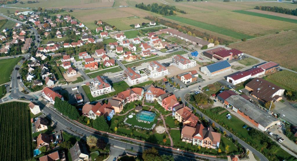 Eguisheim03 vue aerienne